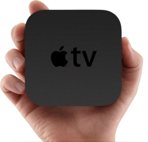 Apple Tv2 fylder ingenting